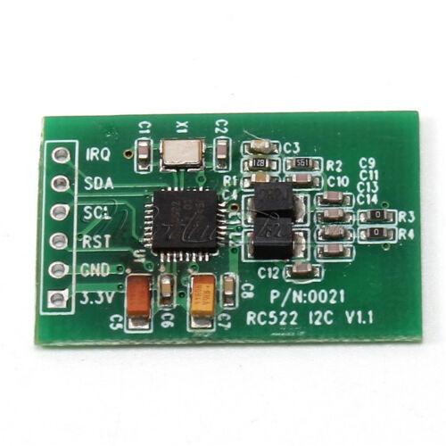 Hot RC522 RFID Read Write Card Module I2C IC RFCard Inductive Module 13.56MHz