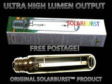 600w Solarburst Red Spectrum high par hps lamp / bulb grow light for ballast