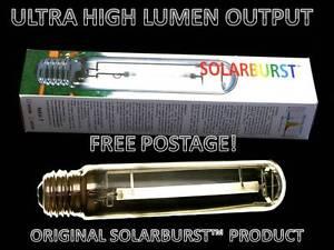 SOLARBURST SUPER NAV-T 600w croissance lampe X5