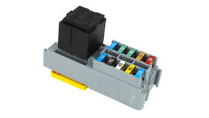 details about heavy duty relay holder and 10 mini fuse box with terminals mta italy Custom Automotive Relay Box