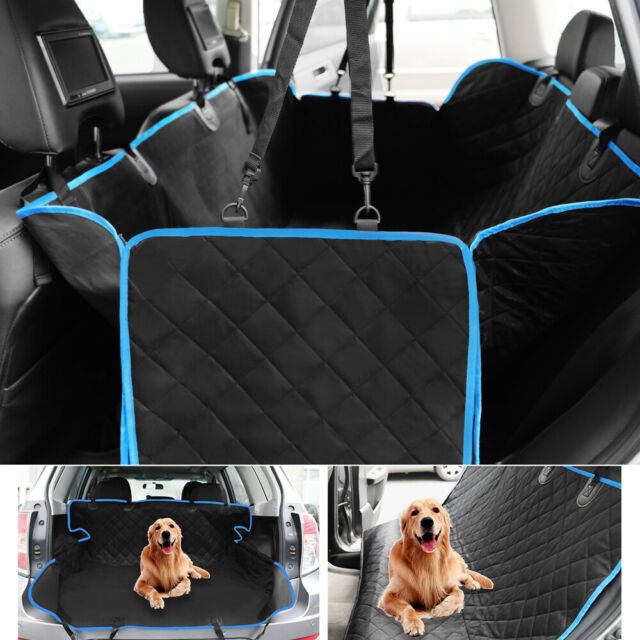 Dog Car Protector >> Non Slip Pet Dog Car Seat Cover Waterproof Hammock Suv Back Rear Bench Protector