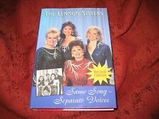 Same Song - Separate Voices The Collective Memoirs of the Lennon Sisters hd sgd
