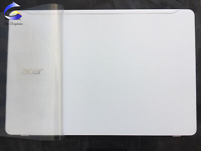 """New Acer Aspire F5-573 F5-573G 15.6/"""" LCD Back Cover Rear Lid White JMI14AZABL US"""