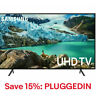 "Samsung 43"" 4K Ultra HD HDR Smart LED TV - UN43RU7100"
