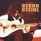 Paganiniana * by Bernd Steidl (CD, Jul-2001, Shrapnel)