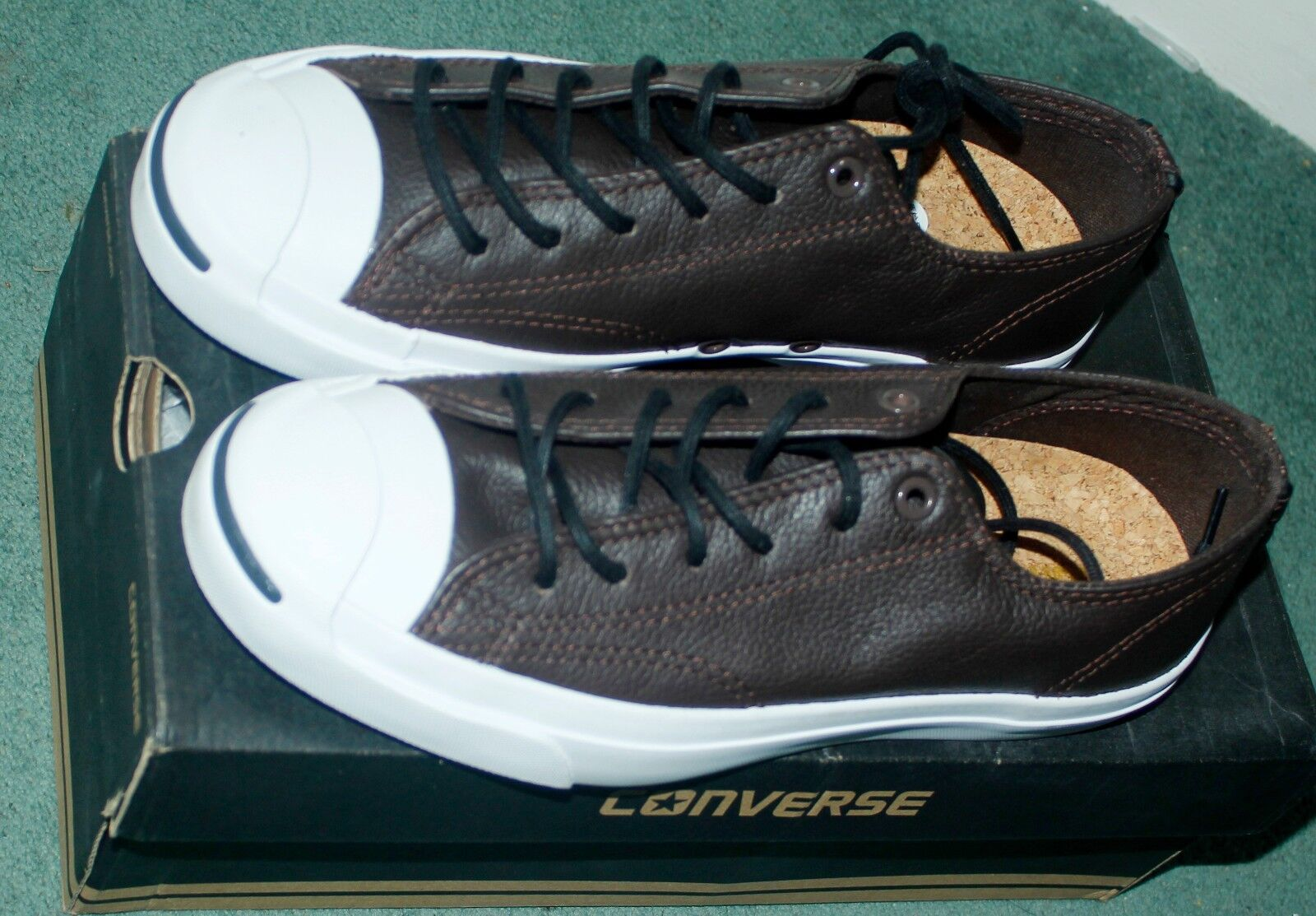 863e3c88e537b4 Converse Jack Purcell UK Size 6 for sale online
