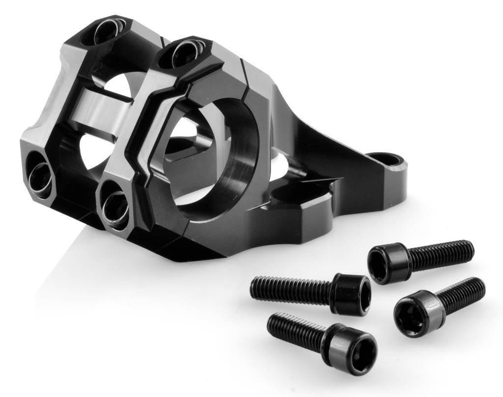 V BIKE Potencia manillar aluminio descenso regulable 31,8mm 31,8mm 31,8mm bici bicicleta 80a119