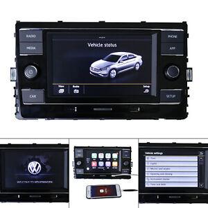 Details About Mqb 65 Mib Vw Rcd330 Carplay Mirrorlink Bt Usb Rvc Car Stereo For Golf 7