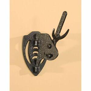 Skull Hooker Mini Hooker Small Size Trophies Black  SKH-MH-ASSY-BLK