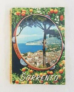 Vintage-Postcard-Book-Sorrento-Italy-Kodak-Ektachrome-Fotocolour-16-Post-Cards