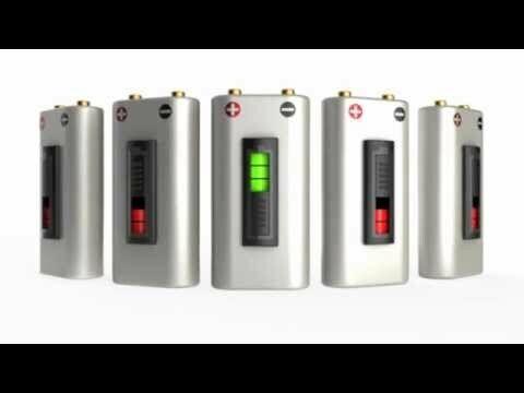 4 Charge Marker-Le Manuel indicateur de batterie