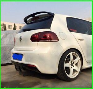 VW-Golf-VI-MK6-Aleron-Trasero-techo-de-plastico-ABS-2008-2012