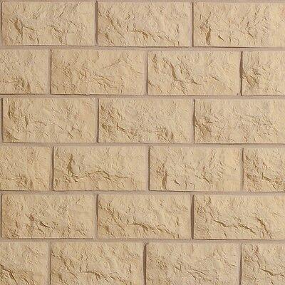 Wandverblende,musterstein Zu Building Ocre Von Modulo Ehrlich Verblender Steinriemchen