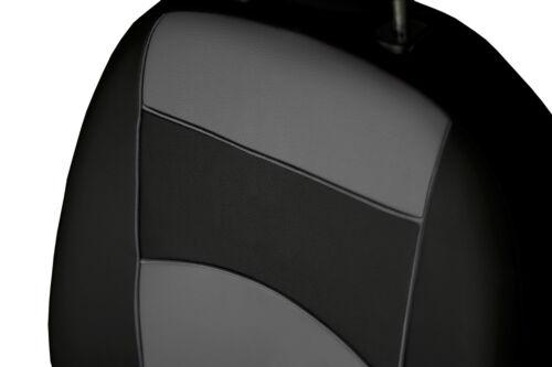 VAUXHALL VIVARO COMBI MINIBUS 9 SEATS 2001-2014 ECO LEATHER TAILORED SEAT COVERS