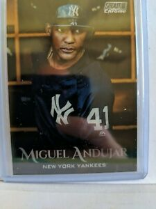 2019-TOPPS-STADIUM-CLUB-MIGUEL-ANDUJAR-CHROME-PARALLEL-CARD-SCC-42