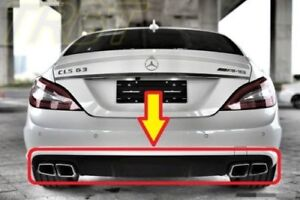 NEW-GENUINE-MERCEDES-BENZ-MB-CLS-CLASS-W218-AMG-REAR-DIFFUSER-A2188852425