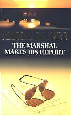 The Marshal Makes His Report, Nabb, Magdalen, Very Good Book