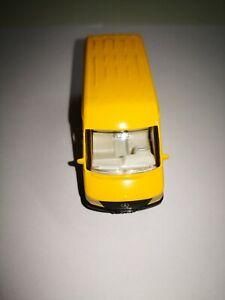 Siku-0804-0805-MERCEDES-BENZ-SPRINTER-DHL-Express-postale-modello-di-vetrina