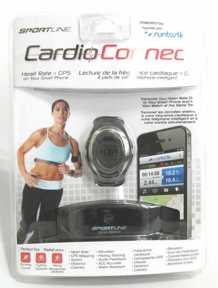 Sport line 670 Cardio Connect Women's Heart Rate
