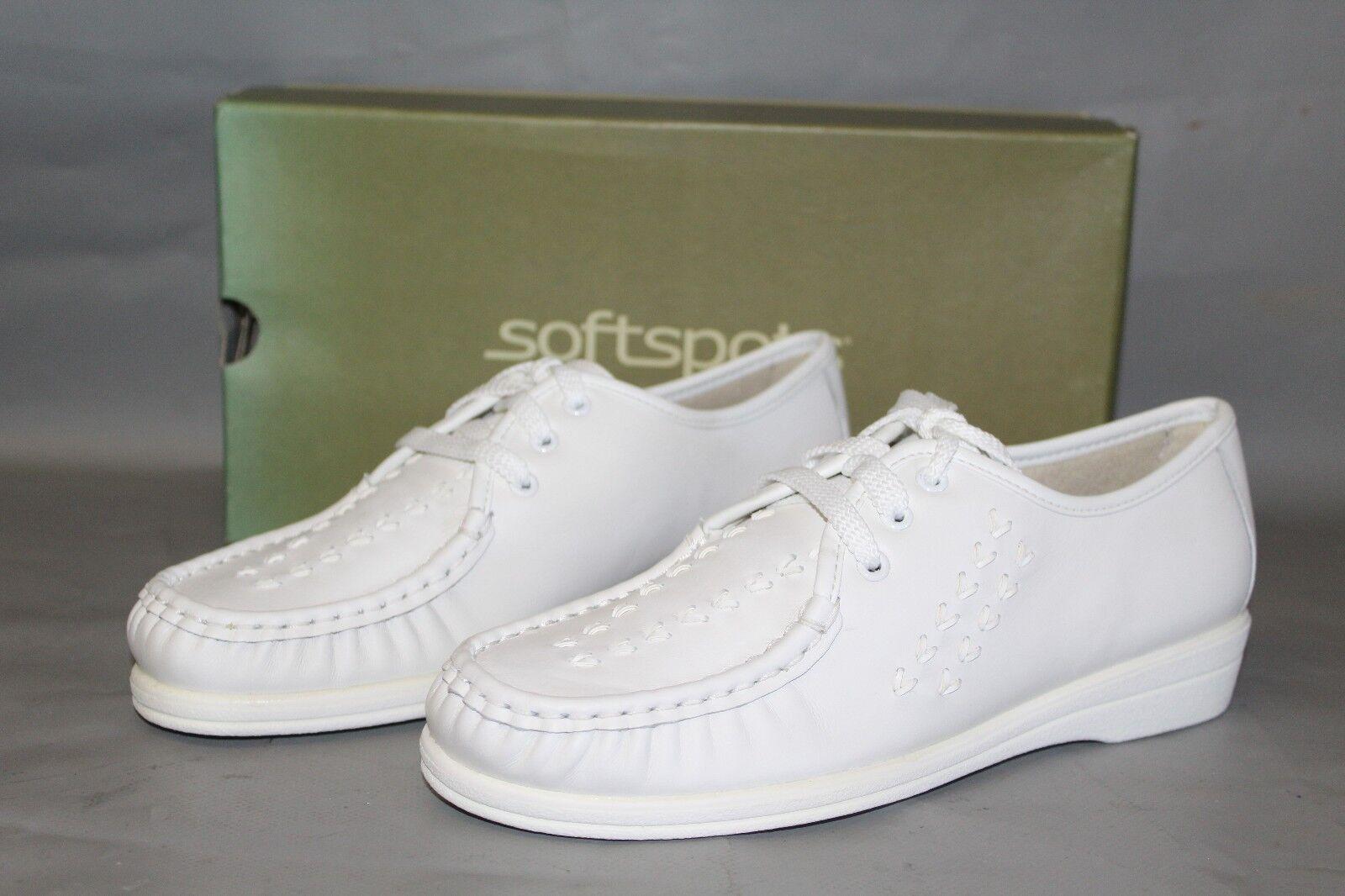 Softspots Bonnie Lite blancoo para Mujer Mujer Mujer de Cuero Calzado Casual comodidad de apoyo  minoristas en línea
