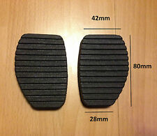 FIAT SCUDO 1 VAN ULYSEE SCUDO DISPATCH EXPERT 1512 BRAKE AND CLUTCH PEDAL COVERS