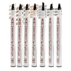 Microblading-Tattoo-Eyebrow-Ink-Fork-Tip-Pen-Eye-Brow-3D-Makeup-Pencil-4-Colors