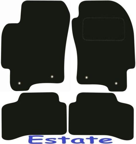 Jaguar X Type Estate Manual Tailored car mats ** Deluxe Quality ** 2009 2008 200