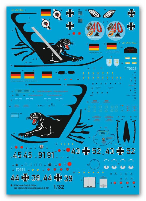 Peddinghaus 1 32 1566 TORNADO IDS Jabo G 33 Büchel