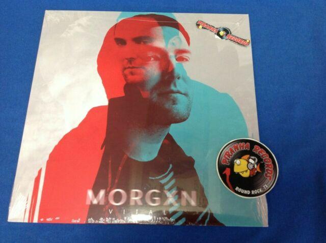 Morgxn Vital Vinyl LP RSD 2019 NEW Piranha Records