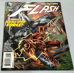 Flash The Fastest Man Alive Eleven Flash Comic Books For Sale Ebay