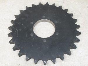 Sprocket-100-pitch-27-tooth-no-hub-Martin-100-27