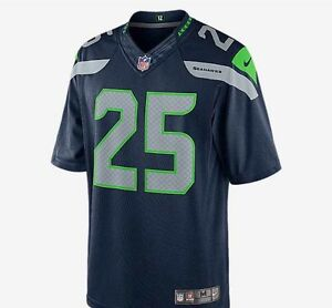 Nike Nfl Seattle Seahawks Limited Jersey Stitched Sz:2Xl (468938 427) Msrp 0 College Navy