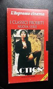 VHS-Action-l-039-Espresso-cinema-un-film-di-Tinto-Brass