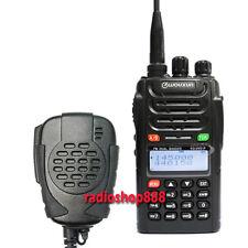 WOUXUN KG-UVD1P 136-174/420-520Mhz New Dual Band Radio + Rain Proof Mic