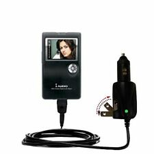 Car & Wall 2 in 1 Charger fits Cowon iAudio X5L