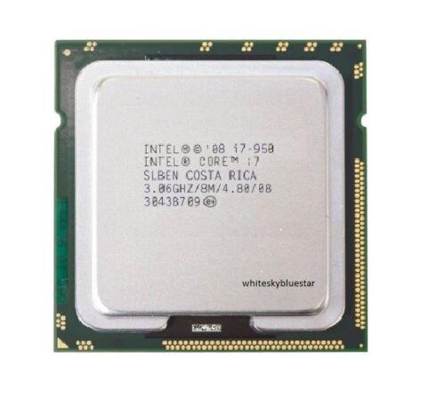 Intel Core i7 950 3.06 GHz Quad-Core Processor i7-950 CPU Fast Shipping