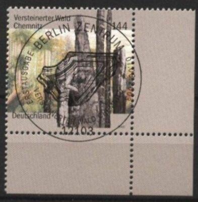 Gestempelt Modischer Modestil Bund Nr.2358 Naturdenkmäler 2003 Uer Esst Stil; In
