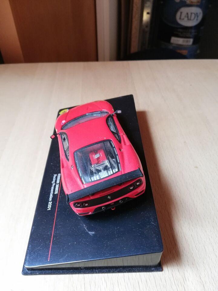 Modelbil, Ixo Ferrari 360 GTC, skala 1:43