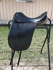"17"" Passier France Sellier Dressage Saddle. Remmi, 112561"