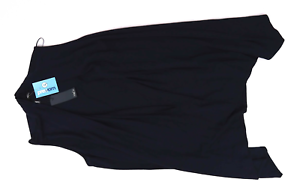 M-amp-Co-Blue-Womens-Cardigan-Size-12-Regular