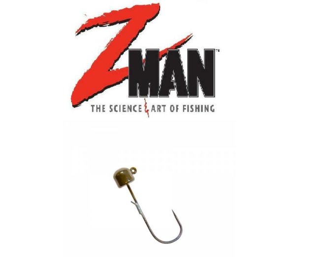 Z-Man Finesse ShroomZ Jigheads Tackle