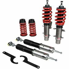 FOR AUDI VOLKSWAGON JETTA 99-05 MK4 2WD GODSPEED MONORS COILOVER SUSPENSION KIT