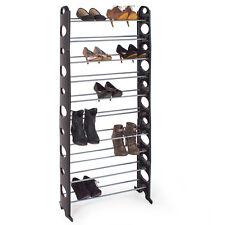 Étagères à chaussures armoire placard meuble rangement chaussure 10 niveaux