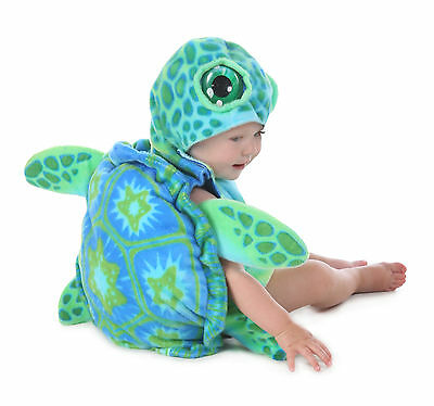 Sea Turtle Costume Princess Paradise Baby Infant Toddler 6 9 12 18 months