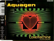 Aquagen Maxi CD Lovemachine - Germany (M/M)