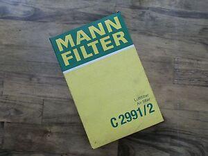 MANN-Filter-Luftfilter-Air-filter-C-2991-2