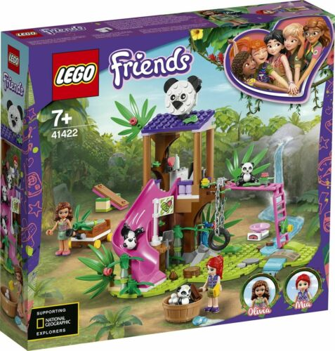 Panda-Rettungsstation NEU /& OVP LEGO® Friends™ 41422