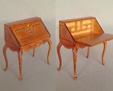 """Dollhouse Miniature """"VIOLET"""" LADIES DESK   MM-012-NWN    DIRECT FROM BESPAQ"""