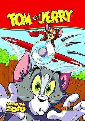 """""""Tom and Jerry"""" Annual 2010-ExLibrary"""