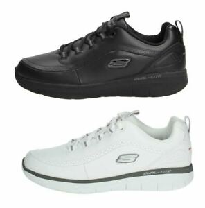 Details about Skechers Man Synergy 2.0 Sports Memory Foam Sole Flex Work Free Time